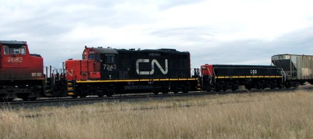 CN 7243 and slug 203