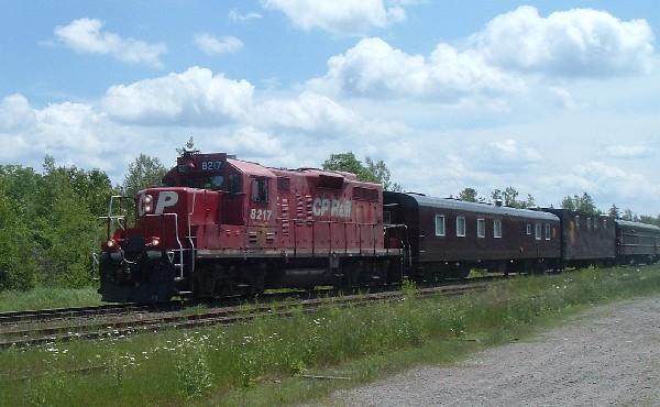 CP TEC train