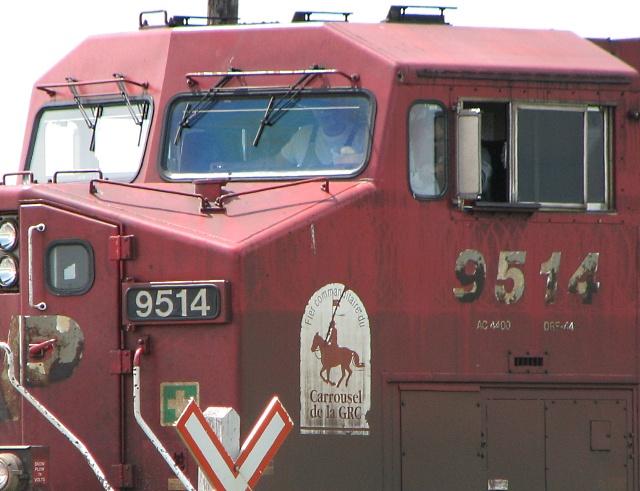 CP 9514 cab