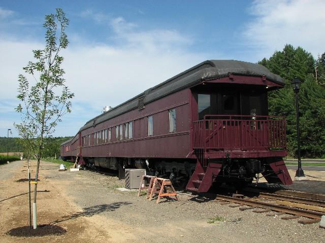 Bristol (Shogomoc) railway cars