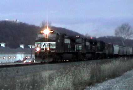 Norfolk Southern freight