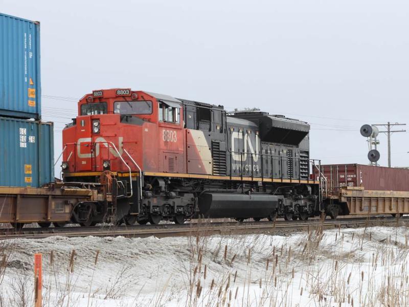 CN 8803 as DPU unit
