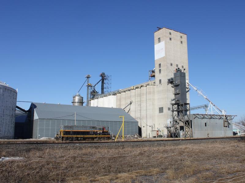 Gavilon Grain in Grand Forks