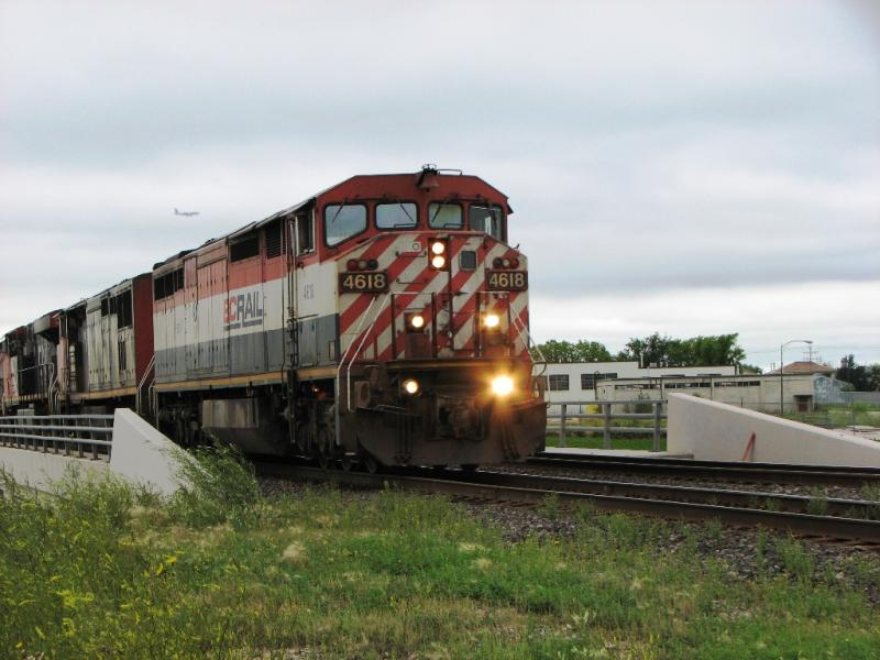 BCOL 4618 in Winnipeg