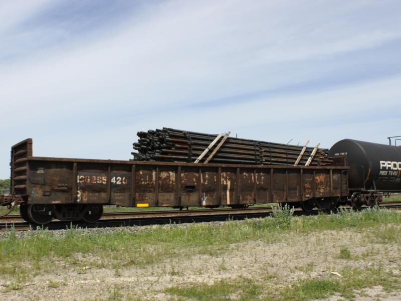 ICG 295420 in Winnipeg