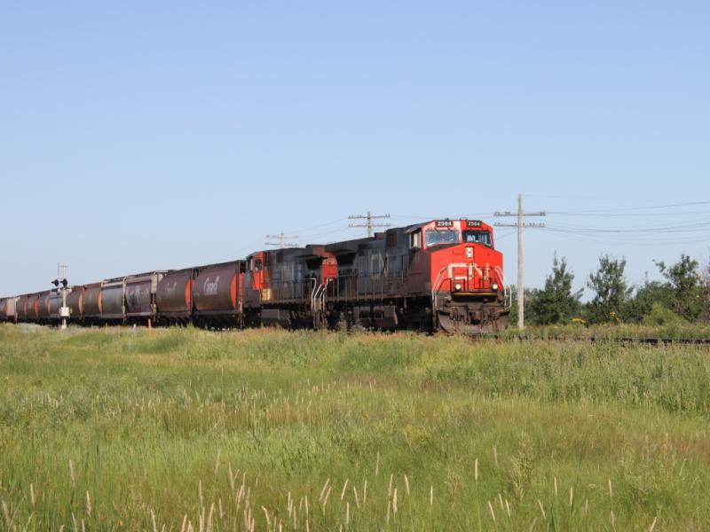 CN 840 with engine 2564