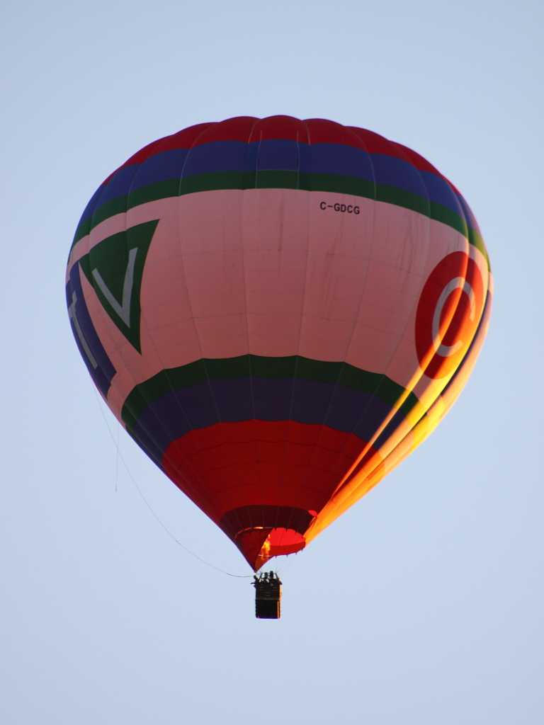CTV Balloon, Winnipeg, MB 2011/07/25