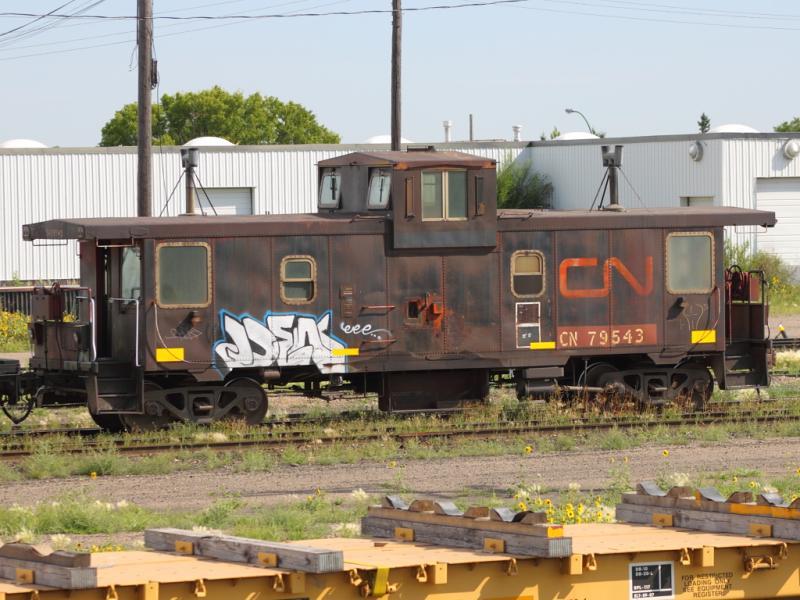 CN 79543 in Regina