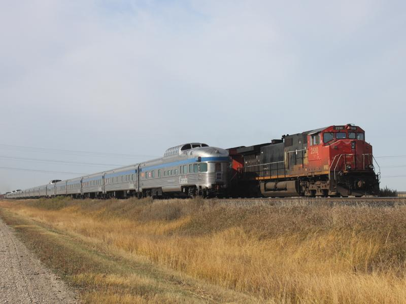 CN 2510 and the Canadian