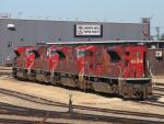 CP 9124 in Winnipeg, MB 2011/09/24