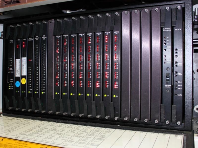 Wabtec QES-III in VIA 6429