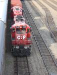 CP 1540 in Winnipeg, MB 2011/10/29