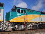 VIA 6444 in Winnipeg, MB 2011/11/17