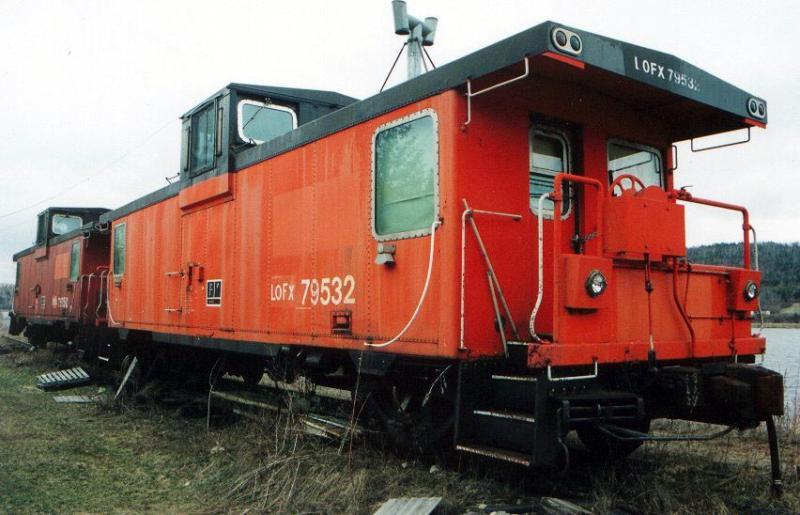 Ex-CN 79532, Meductic, NB