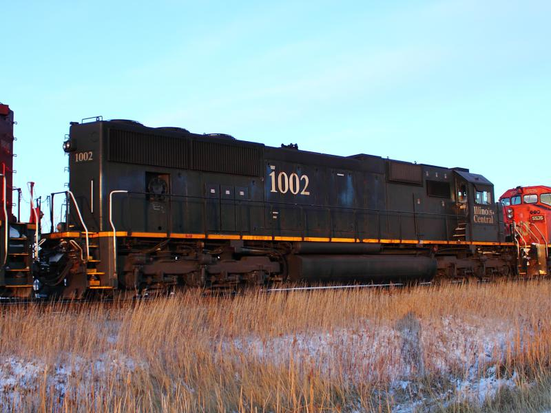 IC 1002 in Winnipeg Manitoba
