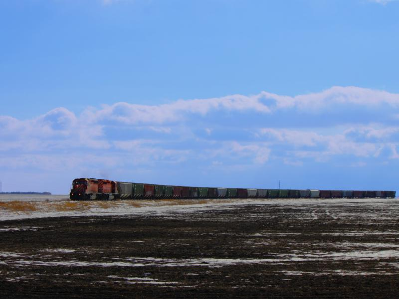 CP 5957 near Winnipeg