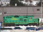 NBSR 3701 in Saint John, NB 2007/02/16