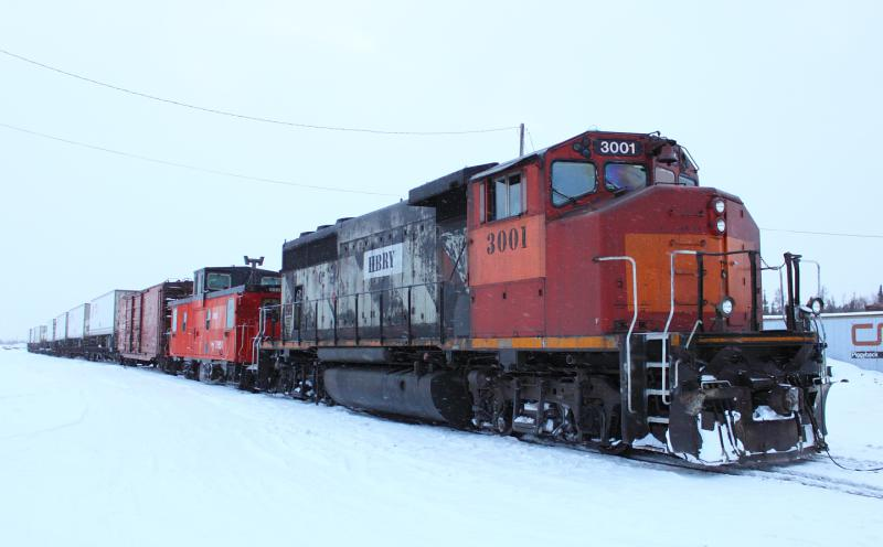 HBRY 3001 in Thompson