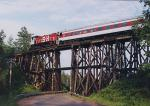 S&H 8245 near Hillsborough, NB 2002/06/29