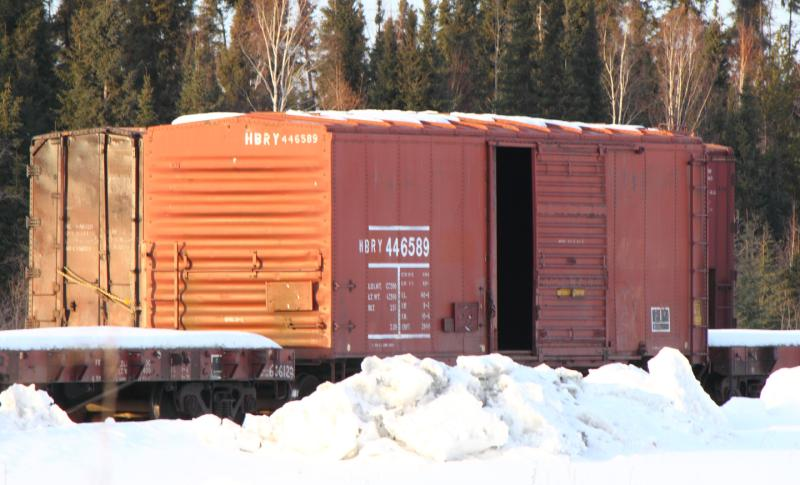 HBRY 446589 in Thompson Manitoba