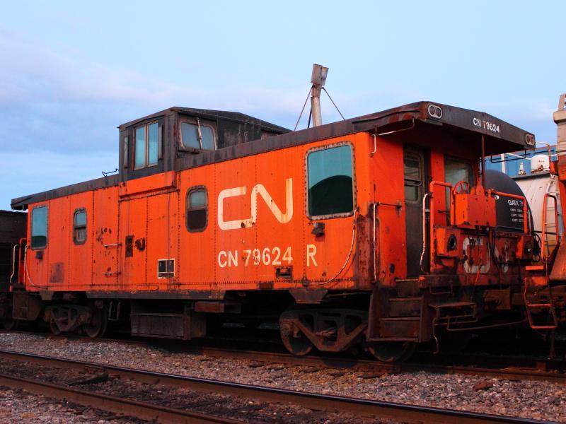 CN 79624 in Saint John
