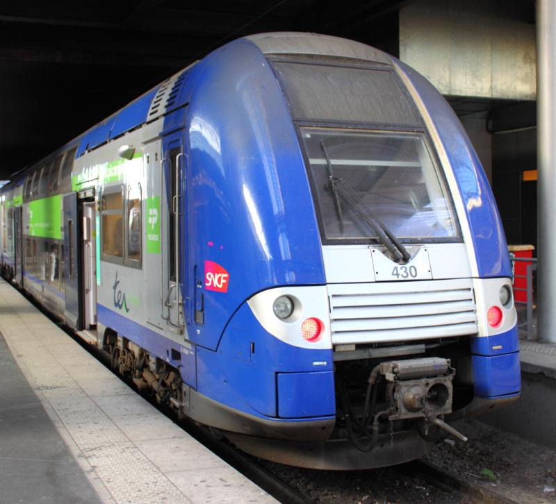 TER 430 in Paris