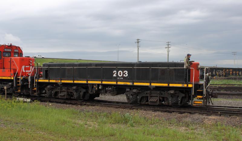 Slug CN 203 and operator