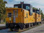 ETL 1610 and 1600 in Windsor, ON 2012/09/27