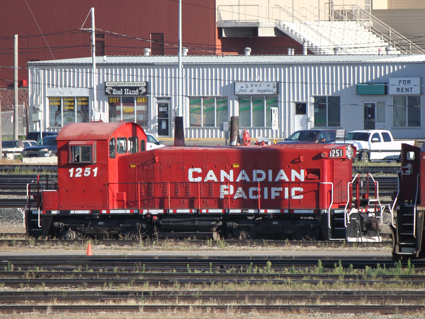CP 1251 in Moose Jaw, SK 2012/09/02