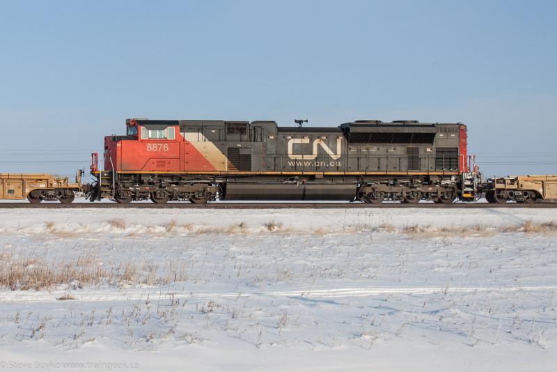 CN 8876 as DPU