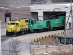 NBSR 2317, 3702, and 3703 at Irving Tissue, 2007/04/07