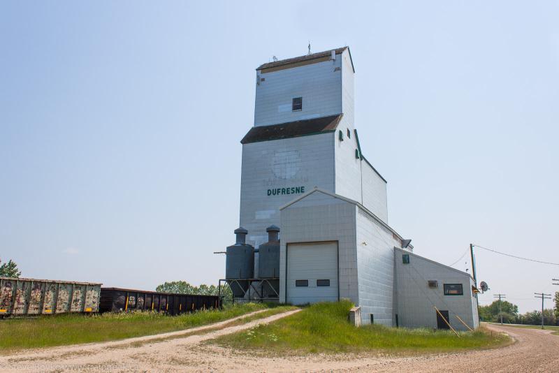 Dufresne grain elevator