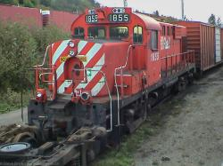 NBEC 1855 in Campbellton, NB 2003/10/06