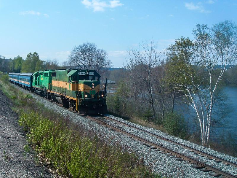 NBSR 2318 in Westfield, May 13, 2006