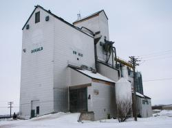 The Dugald grain elevator 2010/02/03