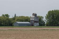 The Oakville Pool B Grain Elevator 2014/05/31