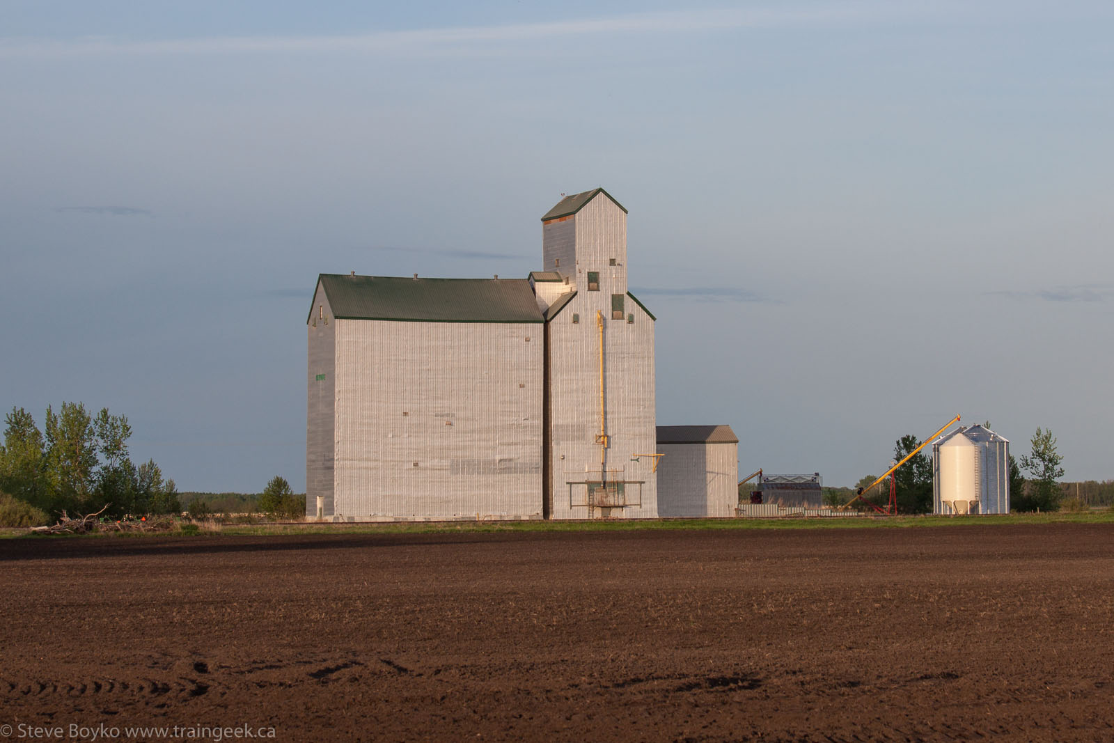 The Katrime grain elevator 2014/05/31