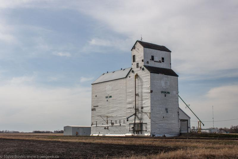 Sperling Grain Elevator, May 2014