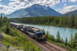 Rocky Mountaineer at Muleshoe