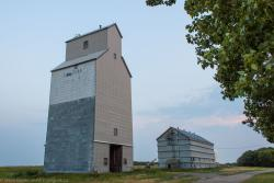 The Kaleida grain elevator 2014/07/20