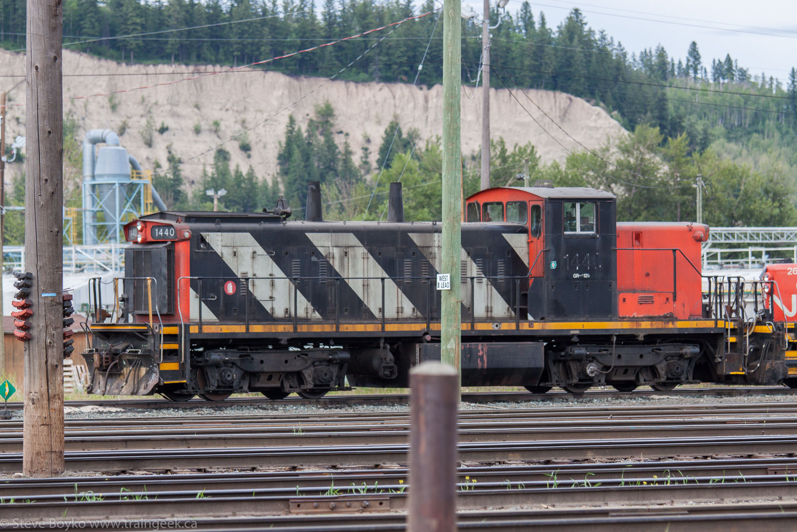 CN 1440 in Prince George, BC 2014/06/24