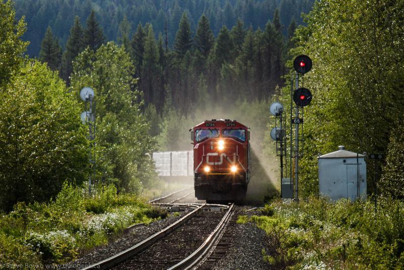 CN British Columbia