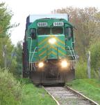 NBSR 9801 in St. Stephen, NB 2007/05/21