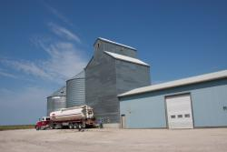 The Benard grain elevator 2014/08/04