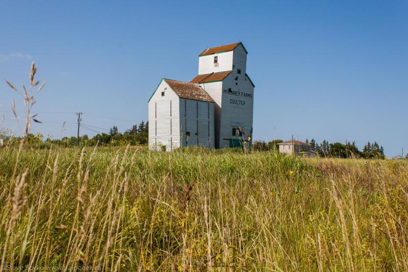 Coulter Grain Elevator
