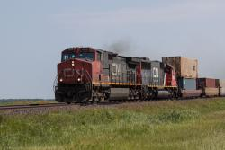 CN 2699 near Winnipeg, MB 2014/08/04