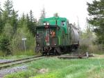 NBSR 434919 in St Stephen, NB 2007/05/21