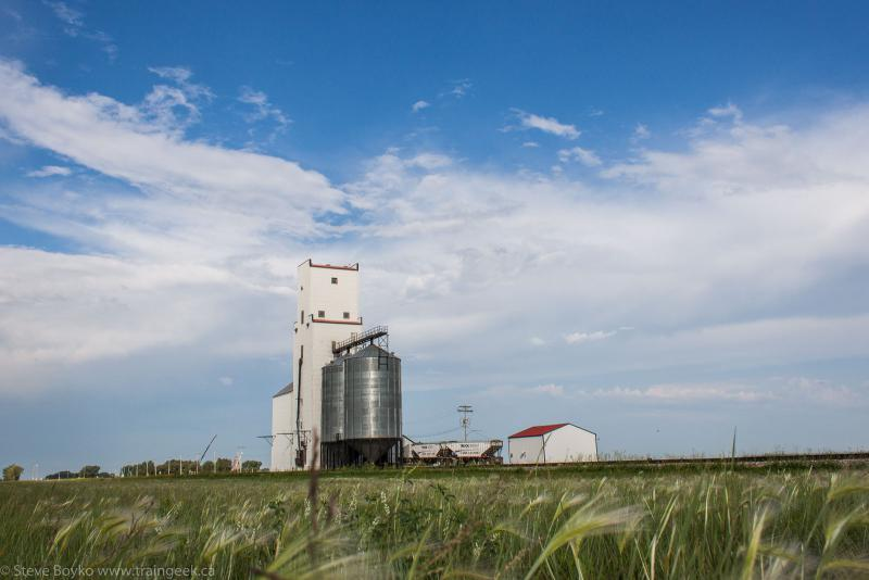 Holland grain elevator