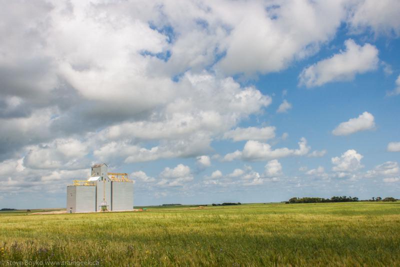 Nesbitt grain elevator