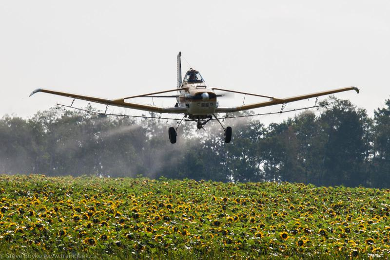 C-GYGV Crop Duster near Sinclair 20140809 SLB-13